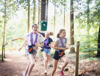 The ultimate outing for feisty teenagers | Moon Trees Challenge